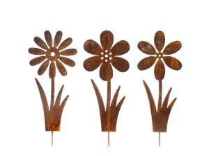 Blumen 3er Set